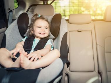 Siège d/'auto ceinture ceinture de sécurité sangle d/'ajustement support Enfant Enfants Siège de sécurité aide-Nouveau