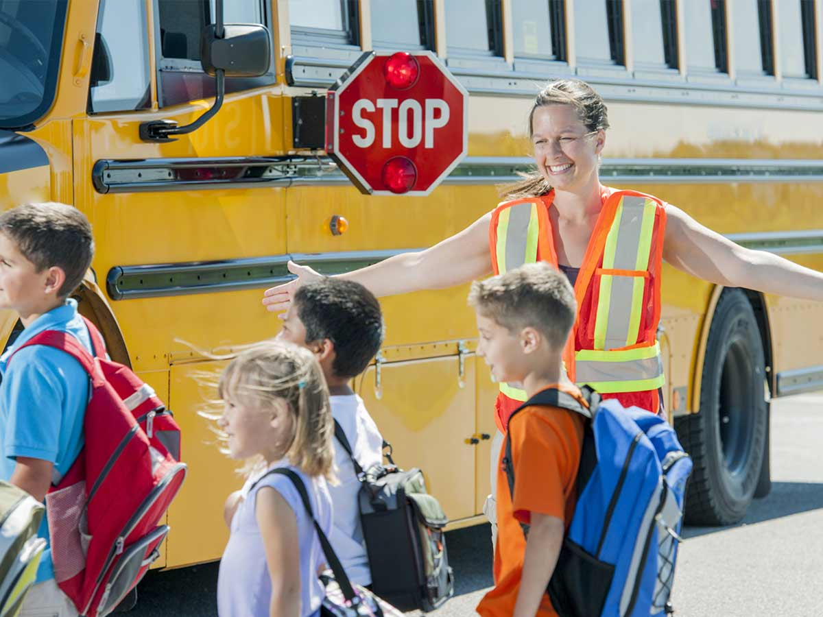 It's back to school time for students! Here are some school busses rules for drivers to follow.